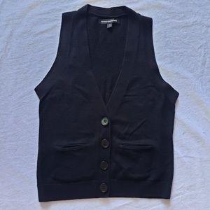 Express xs knit vest